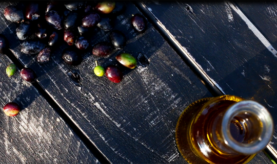 Olive Oil's Nutritional value