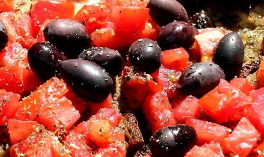 Βασικές αρχές της ελληνικής παραδοσιακής Μεσογειακής (Καλαματιανής) διατροφής